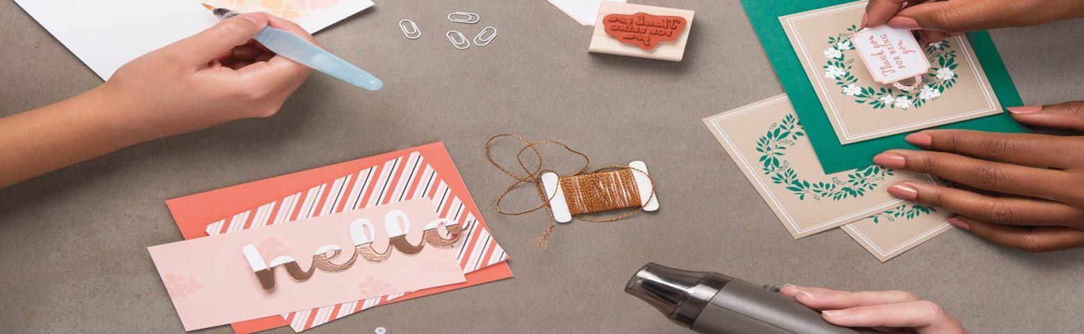 Workshop - Stampin Up - Stempeln mit Liebe