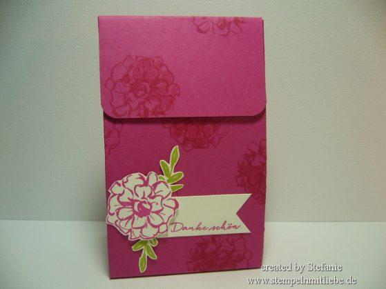 Tag 2: Sale-A-Bration Set 2: Was ich mag One Sheet Box