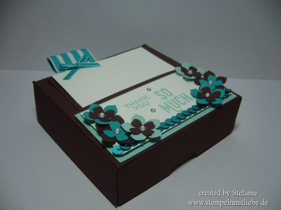 Tag 3: Sale-A-Bration Set 3: Perfect Pairings Pizza Box