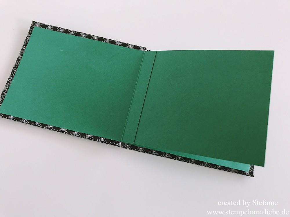 Minialbum mit dem Designerpapier Muster & Motive05_stempelnmitliebe