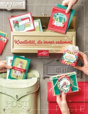 Stampin Up Herbst- / Winterkatalog 2017 / 2018