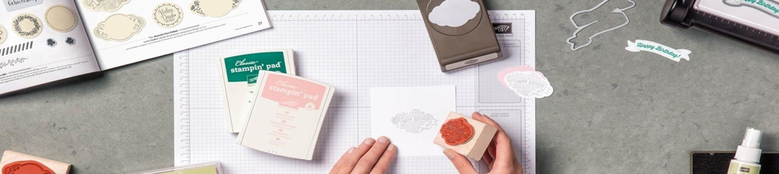 Stampin' Up ~ Workshops
