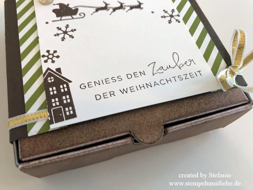Weihnachtlicher Pizzakarton Global Design Project 102 04