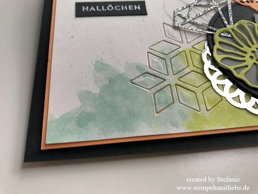 Grußkarte mit dem Produktpaket Bunt Gemischt - Stampin - Up 04