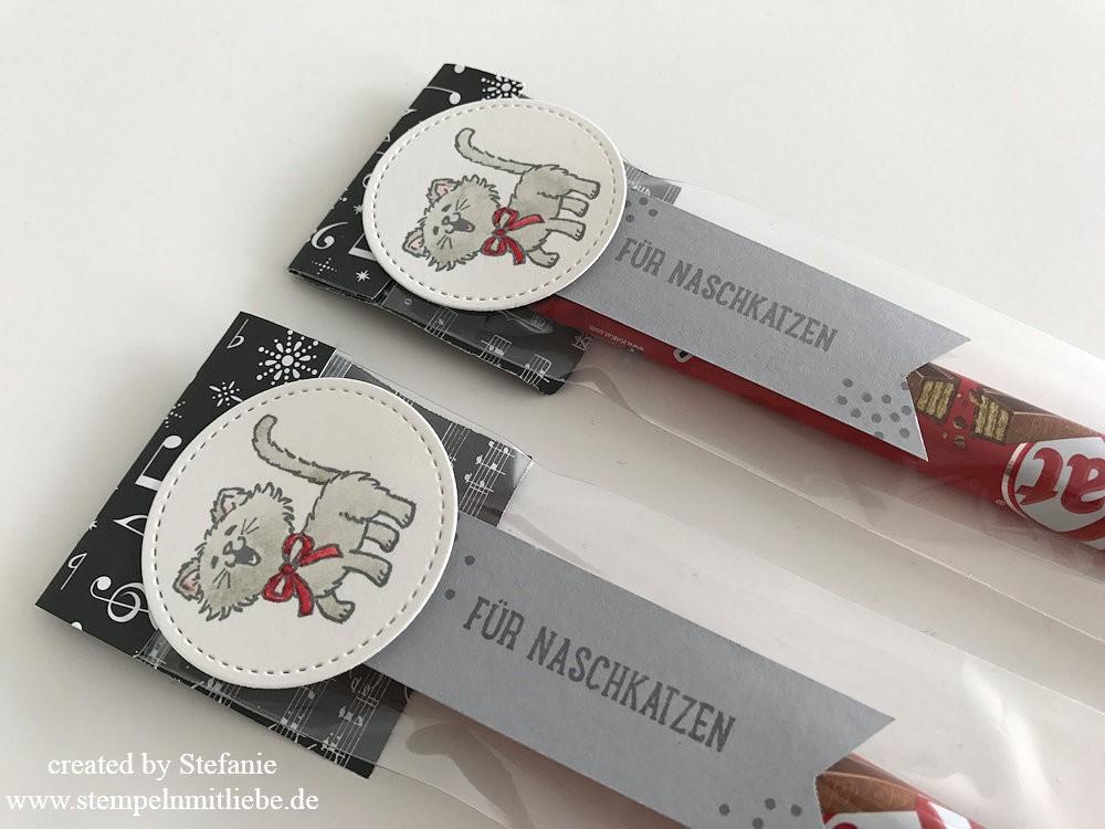 Verpackung Kit Kat Singles für Naschkatzen 02