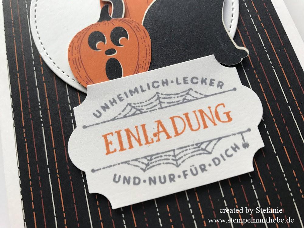 Einladungskarte zur Halloweenparty Kaarst 03