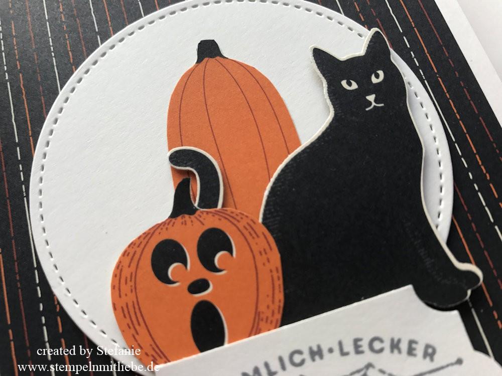 Einladungskarte zur Halloweenparty Kaarst 04