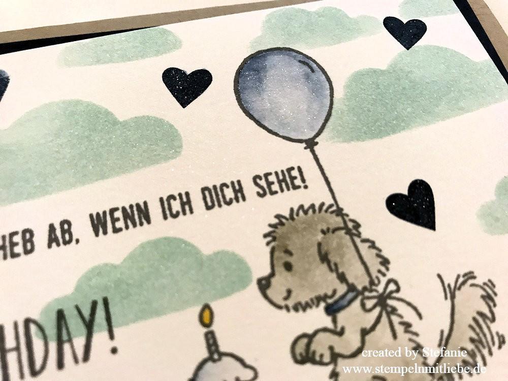Männer Geburtstagskarte Stampin Up Kaarst 03