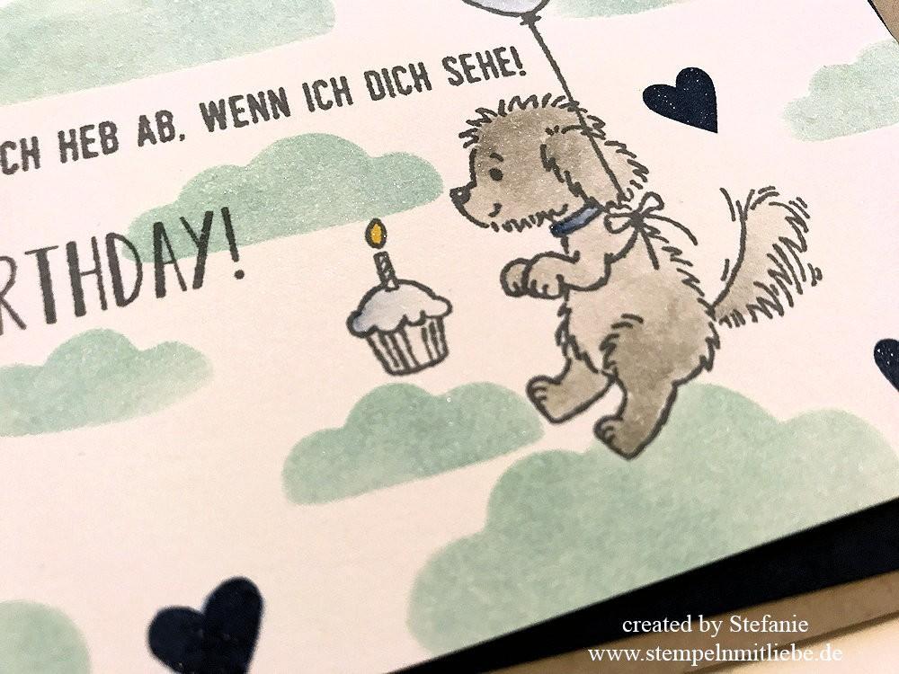 Männer Geburtstagskarte Stampin Up Kaarst 04