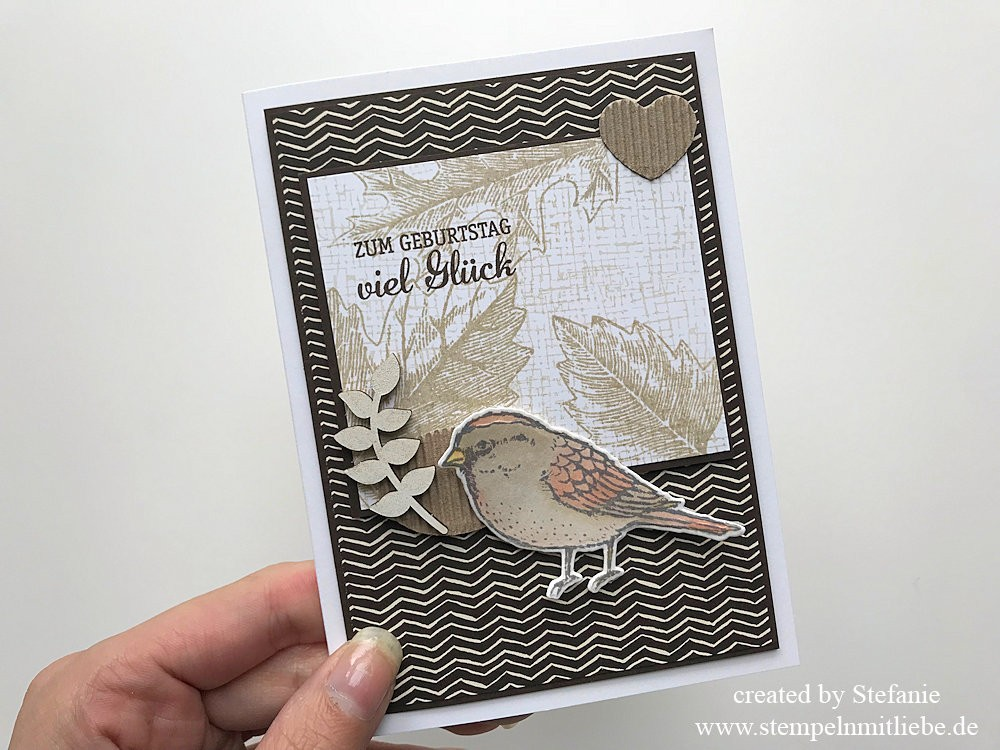 Gloabel Design Project 108 Kaarst Stampin Up 01