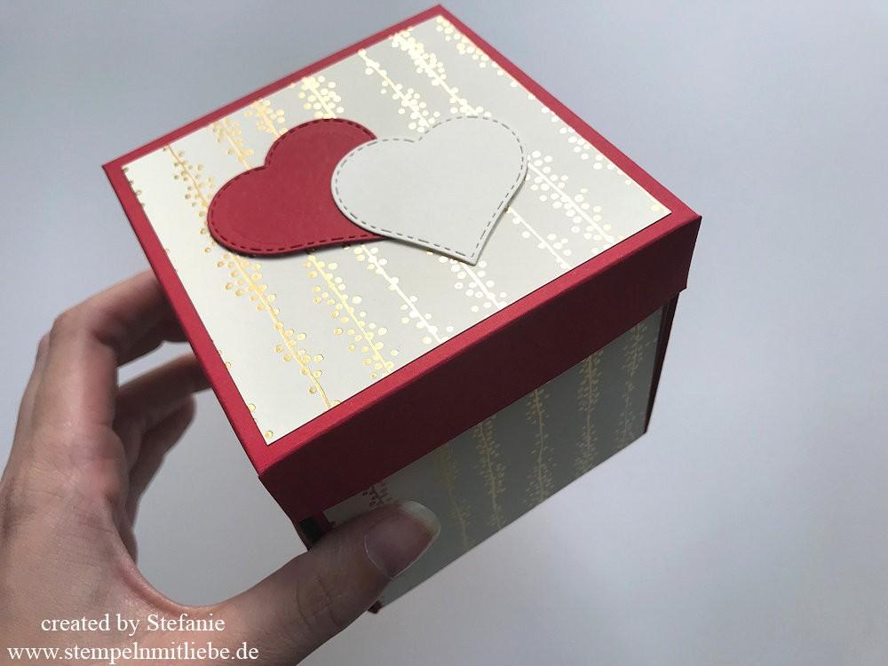 Hochzeitsexplosionsbox in Rot und Gold - Stampin Up - Kaarst_stempelnmitliebe (2)
