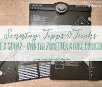 Stanz- und Falzbretter-Stampin Up- Kaarst_stempelnmitliebe Bild