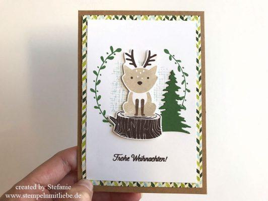 Weihnachten mit den Foxy Friends