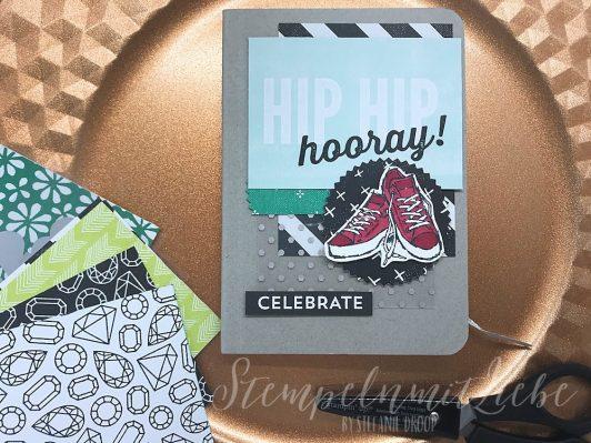 Hip Hip Hooray Geburtstagsbüchlein