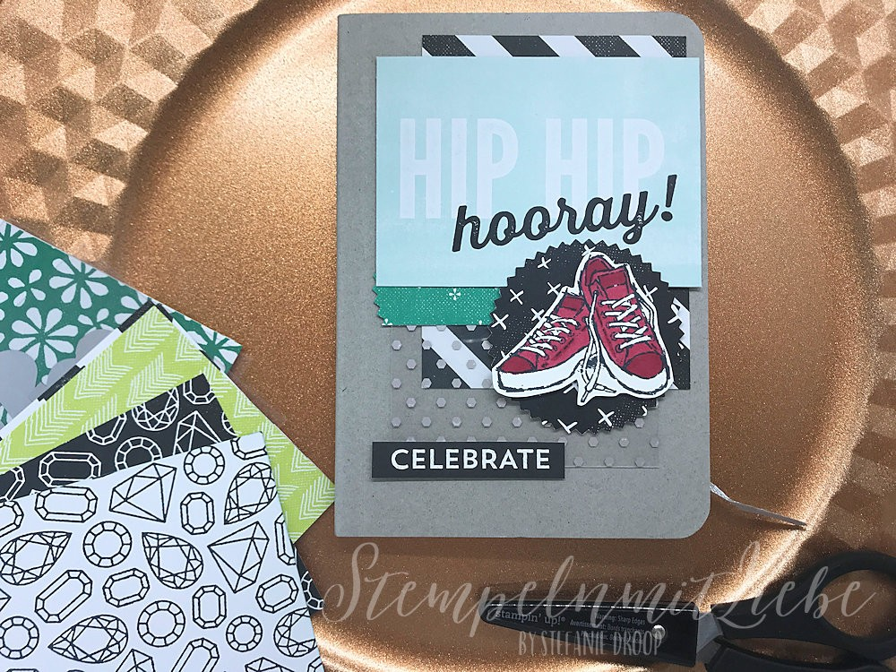 Hip Hip Hooray Geburtstagsbüchlein - Stampin Up - Kaarst -StempelnmitLiebe (1)