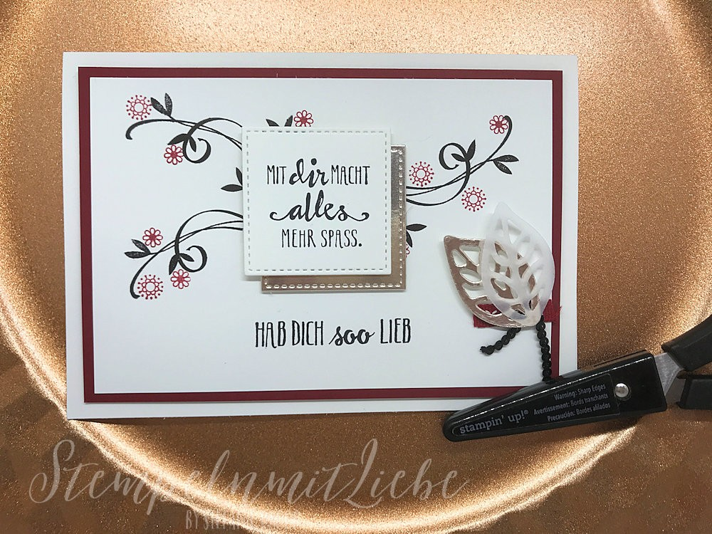 Blog Parade Team Stempelwiese Sale-a-Bration - Stampin Up - Kaarst - StefanieDroop