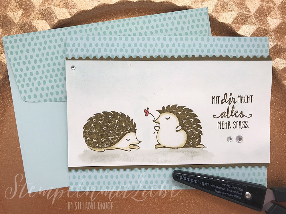 Hedgehugs in Wildleder - Stampin Up - Kaarst - StempelnmitLiebe (1)
