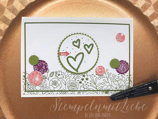 Liebesgrüße mit SAB Karten-Sortiment