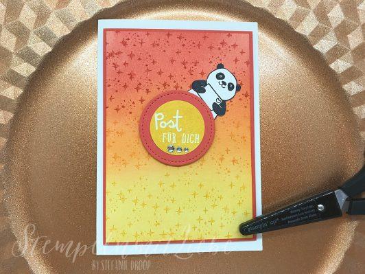 Post für dich Panda