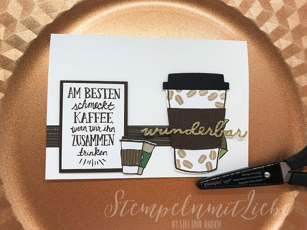 Wunderbare Kaffeepause