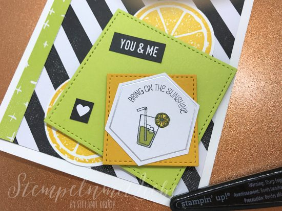 You & Me bring on the Sunshine - Stampin' Up - Kaarst - StempelnmitLiebe (1)