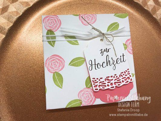 PapierverSUchung Design Team Thema Hochzeit