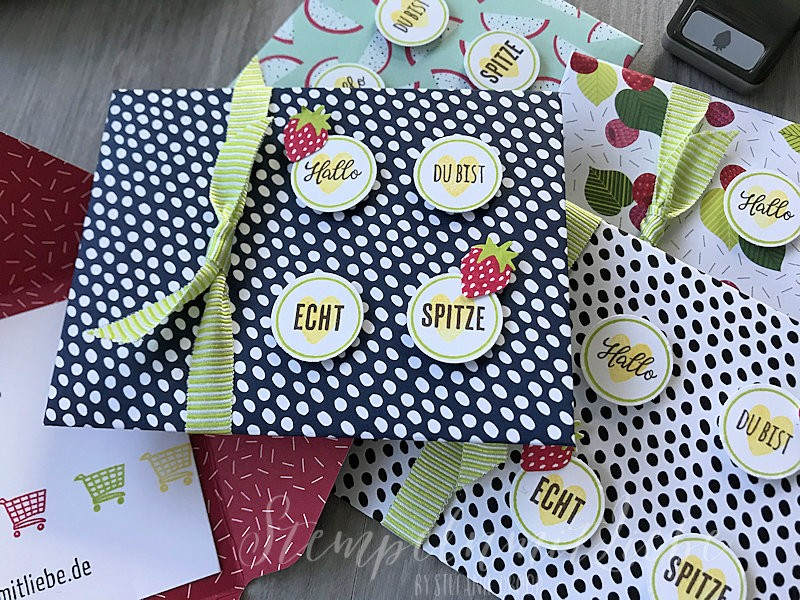 Global Design Project 136 - Stempeln mit Liebe - Stampin Up (1)