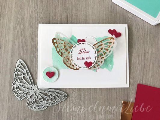 Mit Liebe Post für dich