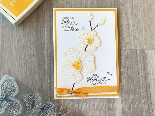 Orchideen zur Hochzeit