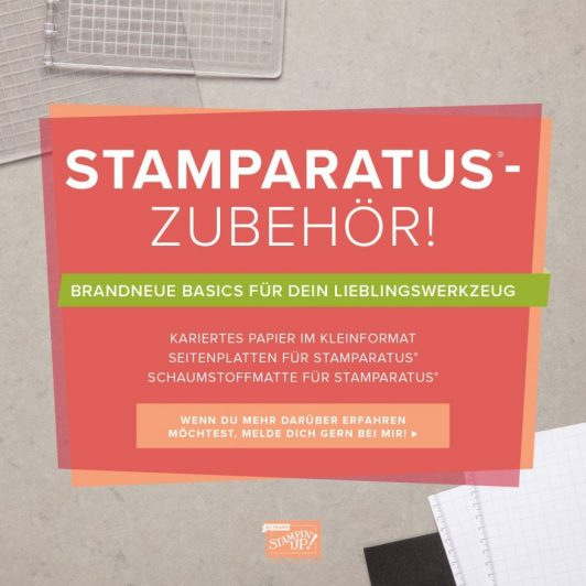 Stamparatus-Zubehör von Stampin' Up!