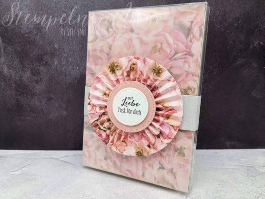 Kartenset mit DSP Blütenpracht
