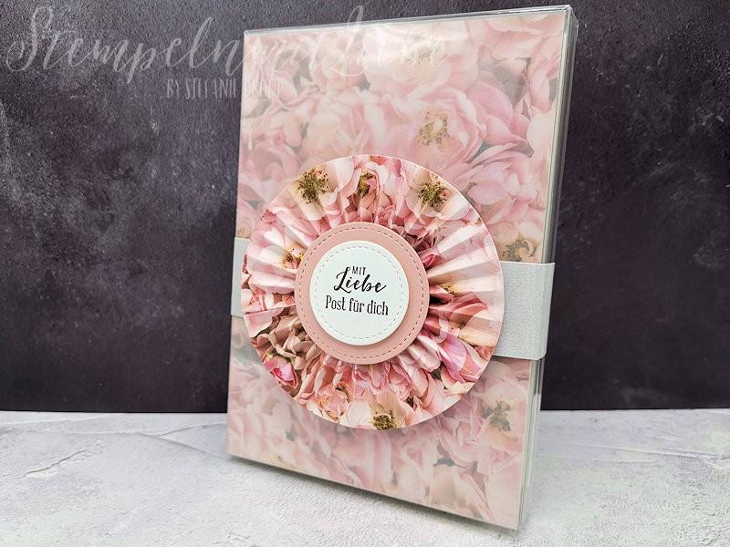 Kartenset mit DSP Blütenpracht - Stempelnm