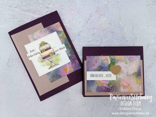 PapierverSUchung Design Team Kuchen ist die Antwort 2019