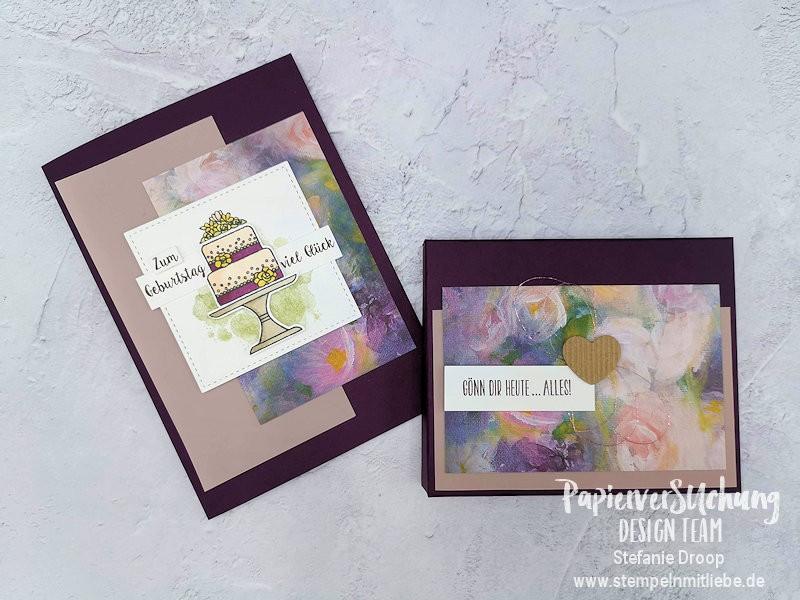 Papierversuchung Design Team Kuchen ist die Antwort Mai 2019 - StempelnmitLiebe (1)