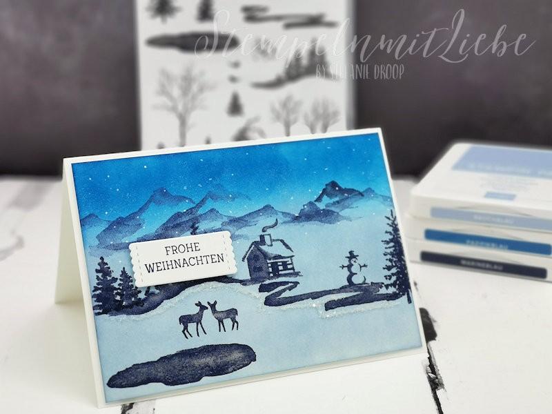 Snow Front – Winterlandschaft