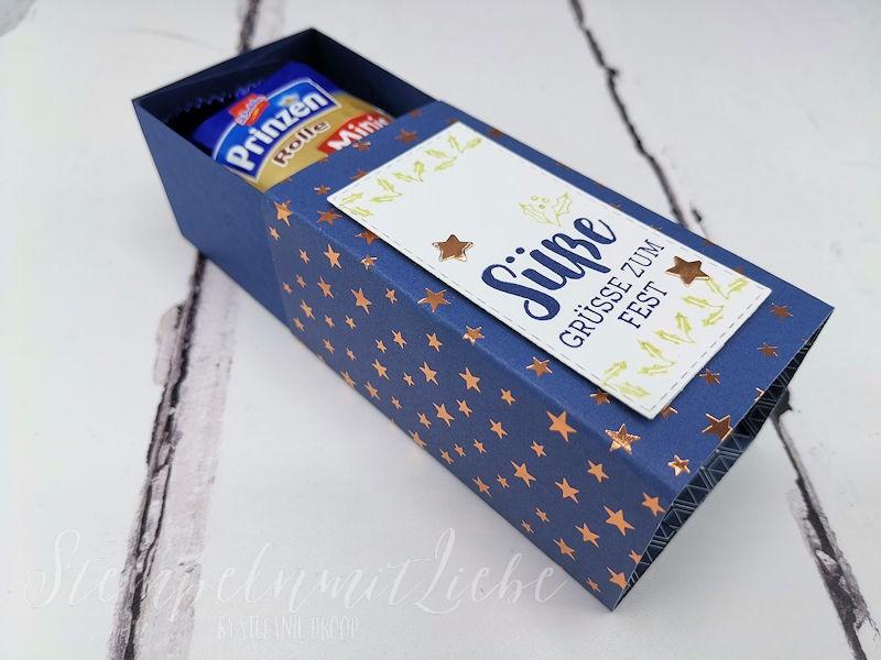 Verpackung für Minikekse
