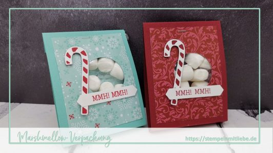 Videoanleitung: Marshmallow Verpackung
