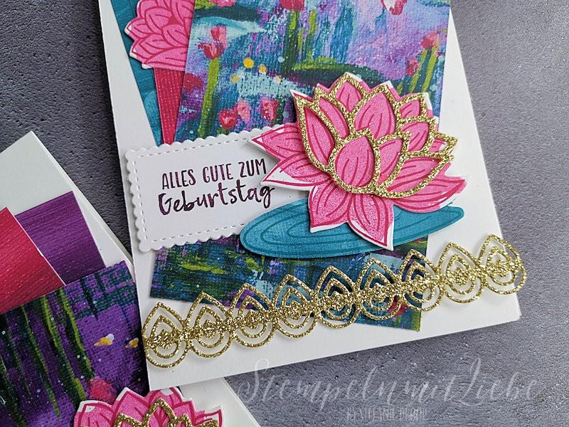 Video 7 Tage Sale-a-Bration: Lovely Lily Pad