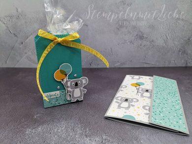 Geschenke für Kinder - Verpackung und Gutschein