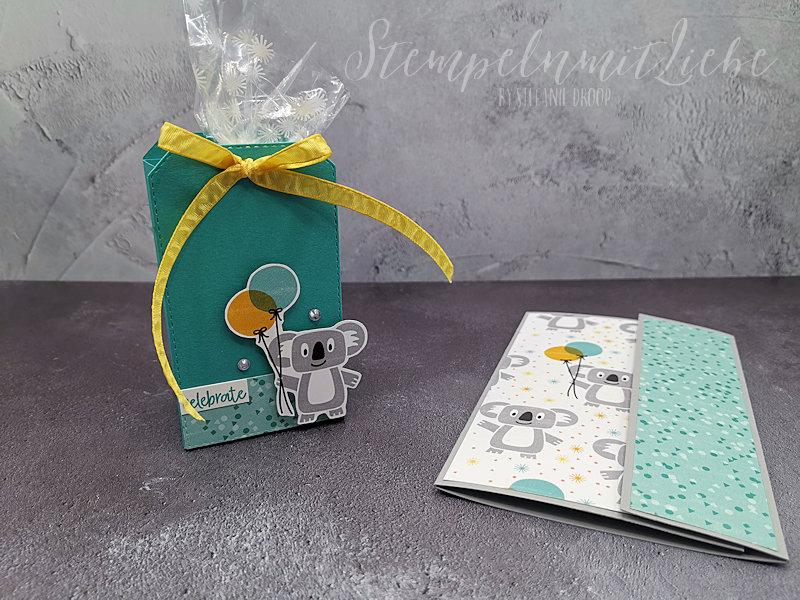 Geschenke für Kinder – Verpackung und Gutschein