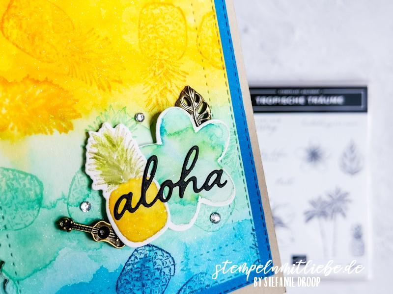 Aloha mit Tropische Träume