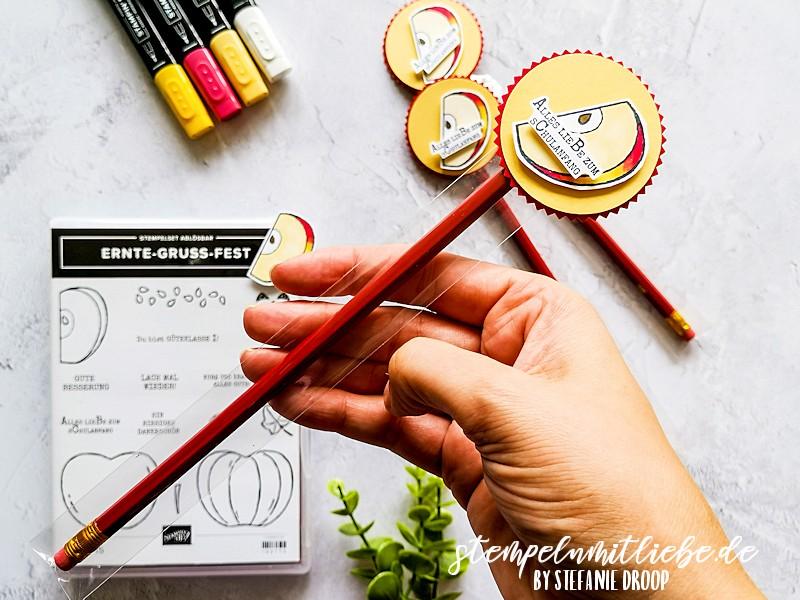 Bleistifte zur Einschulung