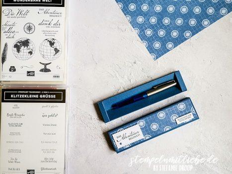 Füllerverpackung zur Einschulung