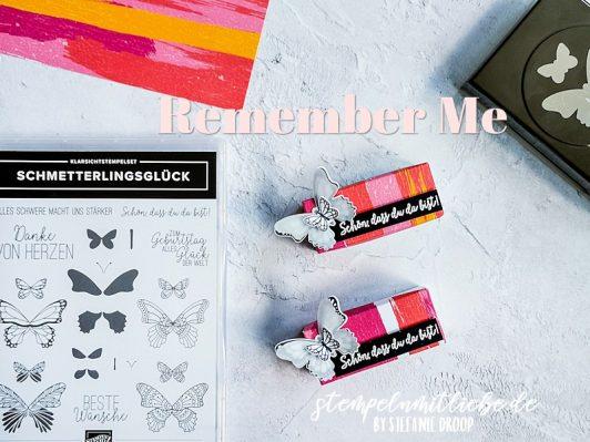 Schmetterlingsglück 2: Remember Me