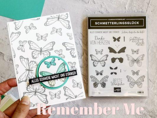 Schmetterlingsglück 4: Remember Me