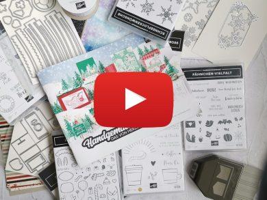 Unboxing: Winter Minikatalog Aug - Dez 2020