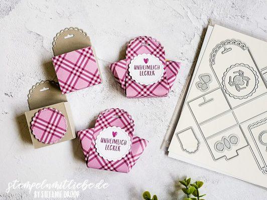 Mini-Geschenkschachtel mal anders