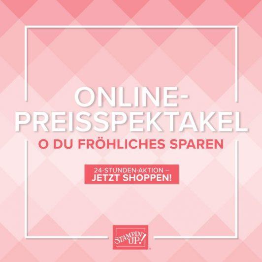 Online-Preisspektakel O du fröhliches Sparen