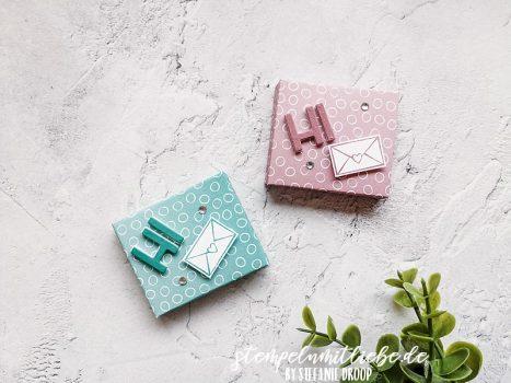 Mini Schokoladenverpackung Ombré