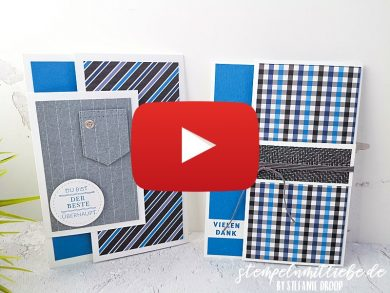 Video: Besondere Kartenform Männerkarte
